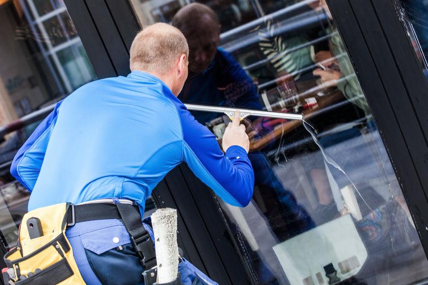 Hotelfenster reinigen