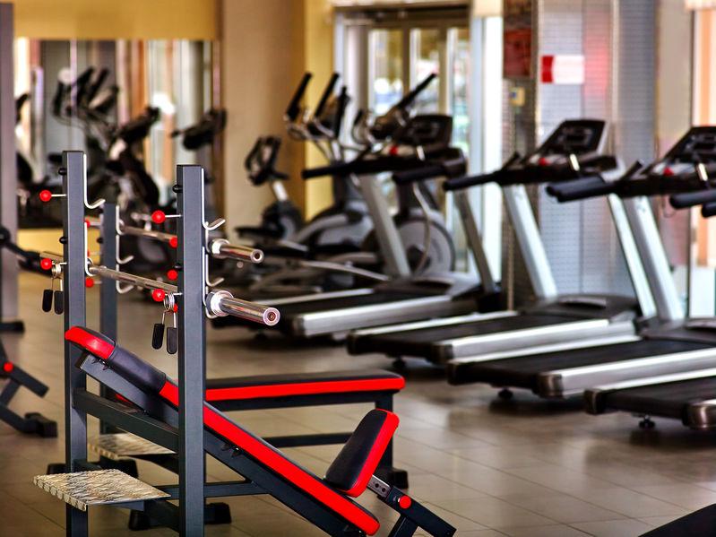 Fitnessraum reinigen