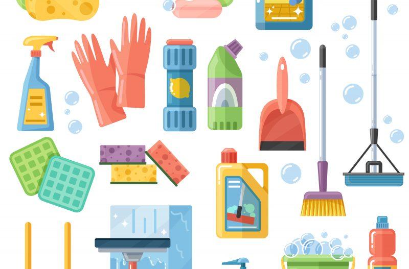 Was sind Reinigungsarten?
