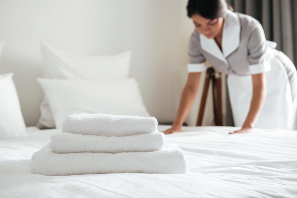 Was kostet eine Zimmerreinigung?